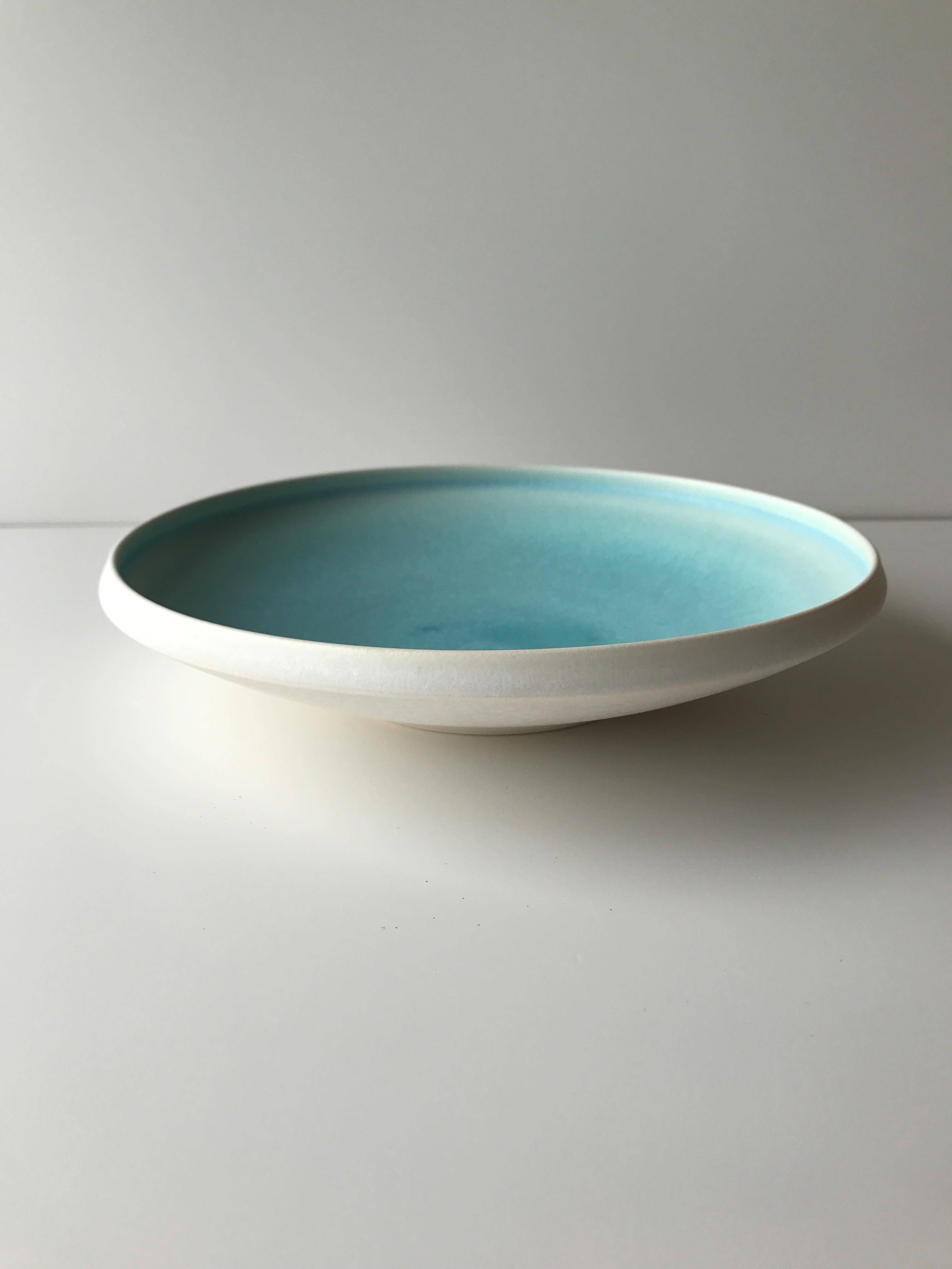 アイスグリーン皿