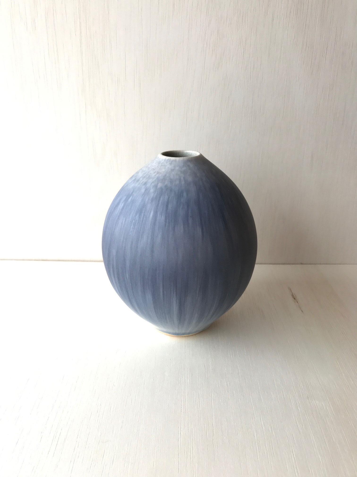 紫匂釉花器3